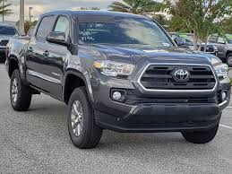 New 2019 Toyota Tacoma SR5 Double Cab In Orlando #9710012 | Toyota ...
