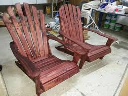 Pallet Adirondack Chair Plans by Pallet Adirondack Chairs U2022 1001 Pallets