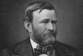 Engraved Portrait Of Ulysses S Grant