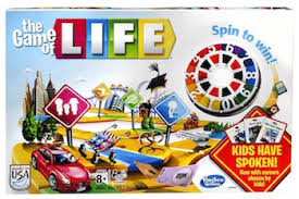 Kids Choose New Careers For Life Board Game