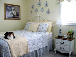 This Cat Approved Guest Bedroom Submitted By HGTV Fan Susiehomemaker Is Filled With Shabby Chic Finds From Consignment Stores And The Internet