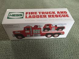 2015 Hess Toy Truck Fire Truck And Ladder Rescue | #1788122015