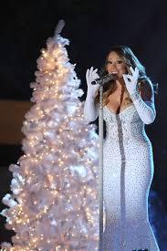 Nbc Christmas Tree Lighting 2014 Mariah Carey by Behold Rockefeller Center Christmas Tree Lights Up The Night