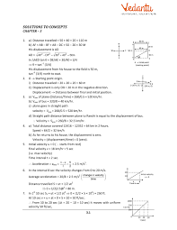 HC Verma Solutions Chapter 1