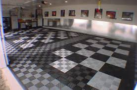 Detroit Garage Flooring Ideas Gallery Solutions With