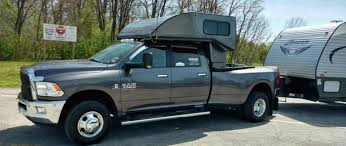 FARM SHOW – They Outfit Pickups With Sleeper Cabs – Pickup Truck ...