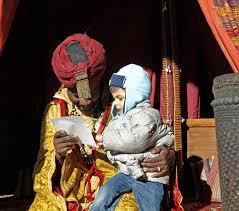 Miércoles Mudo Carta A Los Reyes Magos Granada Family