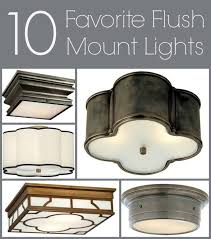 best flush mount ceiling lights roniyoung decors