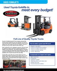 The Lift Truck Specialist - PDF Used Forklift For Sale Scissor Lifts Boom Used Forklifts Sweepers Material Handling Equipment Utah 4000 Clark Propane Fork Lift Truck 500h40g Buy New Forklifts At Kensar We Sell Brand Linde And Baoli Lift 2012 Yale Erp040 Eastern Co Inc For Affordable Trucks Altorfer Warren Mi Sales Trucks Pallet The Pro Crane Icon Vector Image Can Also Be