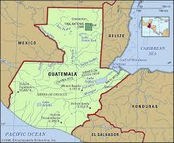 100 Where Is Guatemala City Located Puerto Barrios Britannica