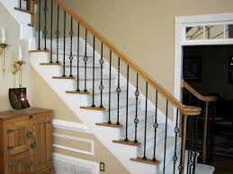 Model Staircase: Exceptional Metal Spindles For Staircase Picture ... Stairs How To Replace Stair Spindles Easily How To Replace Stair A Full Remodel At The Stella Journey Home Visit Website The Orange Elephant In Room Chris Loves Julia Banister Spindle Replacement Replacing Wooden Balusters Wrought Iron Dallas Spindles 122 Best Staircase Ideas Images On Pinterest Staircase Open Handrail Vs Half Wall Basement Remodeling Ideas Dublin Ohio Wrought Iron Google Search For Home Stalling Banister Carkajanscom Oak Top Latest Door Design Remodelaholic Renovation Using Existing Newel