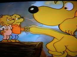 Berenstain Bears Halloween by Monster Dad The Berenstain Bears Meet Bigpaw