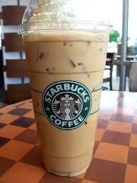 Hazelnut Coffee Starbucks 8 White Chocolate Mocha Iced Latte Venti
