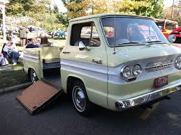 1964 Chevy Corvair 95 Ramp Side Truck(2) | 1964 Chevy Corvai… | Flickr Jay Lenos Garage 1961 Corvair Rampside Photo 327951 Nbccom 10 Forgotten Chevrolets That You Should Know About Page 3 1962 Chevrolet 95 Barn Find Truck Patina Very Rare Pickup On S 1st St This Afternoon Atx Car Corvantics A Photo Flickriver Chevy Yelwht Daytonaspdwy032815 Youtube Very 3200 Loadside Pick Up Ebay No Reserve Auction Trucks Pinterest