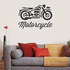 tianpengyuanshuai wandtattoo motorrad wandaufkleber motorrad