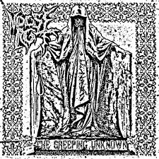 Dead Air At The Pulpit Noose Rot The Creeping Unknown EP 2018
