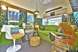 If Youve Been Thinking About Indulging Your Retro Fantasies And Making The Leap To Owning A Vintage Trailer Theres Currently One For Sale On Tiny House