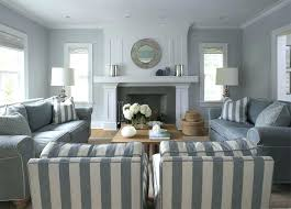 Blue Grey Living Room Gray Sofa Light And Ideas Leather
