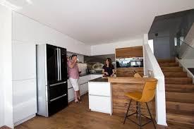 der side by side kühlschrank mit 2 auszugsladen ist der eye
