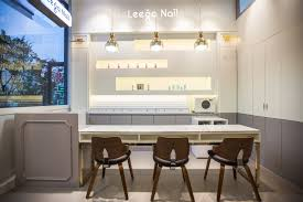 Leega Nail Salon By SSOMOO DESIGN Suwon South Korea Retail