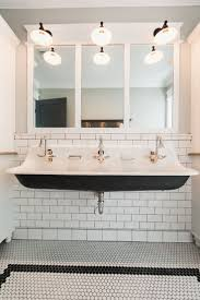 Square Bathroom Sinks Home Depot by Bathroom Charming Double Trough Sink For Best Bathroom Sink
