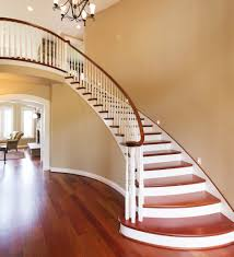 Wood Stairways
