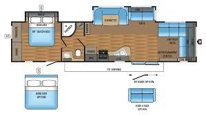 Jayco 2014 Fifth Wheel Floor Plans by 100 Jay Flight Rv Floor Plans Jay Flight Trailers Floor