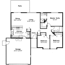 my house plans simple house plan with 3 bedrooms decorate my house