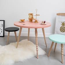 table basse pour chambre table basse esprit scandinave décoration scandinave salon