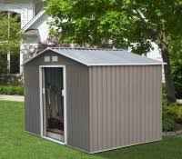 Rubbermaid 7x7 Gable Storage Shed by Wood Storage Shed 2x4 Basics Kit With Barn Style Roof Walmartcom