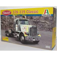 Italeri 1:24 3894 Classic Peterbilt 378-119 Model Truck Kit ... Old Semi Truck Peterbilt Sentinel Concept Offers Classic Rise Of The 107 Mpg Supertruck Video More On 2017 389 Flattop Candice Cooleys 379 For American Simulator 2007 Freightliner Xl Showrooms Custom 359ex Home Decor Ideas Pinterest 1978 359 Wallpapers Trucks Android Apps Google Play Red Semitruck Pulling Unmarked White Stock Photo Semitrckn Kenworth Classic W900a Ex Semitrucks Displayed At Mid America Trucking Show Ky Which Is Better Or Raneys Blog
