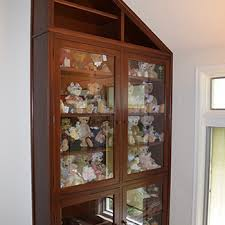 Built In Display Cases