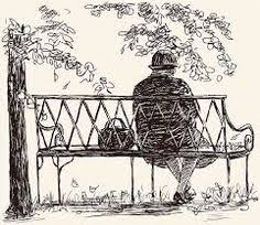 park bench drawing Google Search