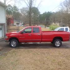 I Have A 2003 Dodge RAM 2500 4x4 HO 5.9L I6 Diesel Getting Low Gas ...