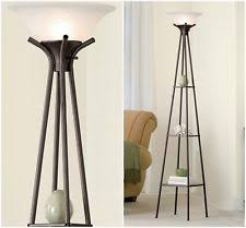 Mainstays Etagere Floor Lamp Shade by Etagere Floor Lamp Mainstays 69 In Living Room Decor 3 Shelves