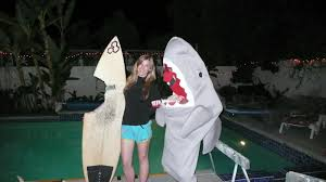 Subway Surfers Halloween 2012 by Homemade Halloween Costumes Bethany Hamilton Costume Shark