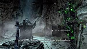 Skyrim Daedric Quests Episode 9 The House of Horrors Mace of