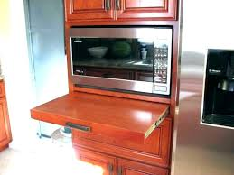 Red Kenmore Microwave How To Install Under Cabinet Full For 1 Cu