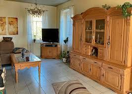 komplettes wohnzimmer im landhausstil zu verkaufen
