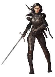 Female Warrior Or Rogue Fantasy Character Inspiration Art Raven My Fighter For An Upcoming Campaign By DnD