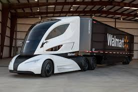 100 Concept Semi Trucks WalMarts Future Fleet Of Transformers Fox Business