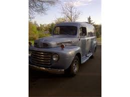 1950 Ford Panel Truck For Sale | ClassicCars.com | CC-1117468 Panel Van Wikipedia Bangshiftcom Ramp Truck For Sale If Wanting This Is Wrong We Dont 1950 Gmc 3100 Pickup Frame Off Restoration Real Muscle Chevy Panel Trucks Truck For Sale Here S My Tci Eeering 471954 Chevy Suspension 4link Leaf 1953 Chevrolet Van 1955 Ford Gateway Classic Cars 163ftl Hemmings Find Of The Day Daily F1 Near Denver Colorado 80216 Classics On 4754 And Featured Trucks Month Jim Carter Parts Automobil Bildideen