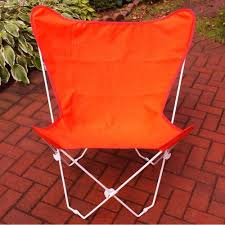 Folding Butterfly Chair With White Steel Frame And Cotton Cover - Orange Charles Bentley Folding Fsc Eucalyptus Wooden Deck Chair Orange Portal Eddy Camping Chair Slounger With Head Cushion Adjustable Backrest Max 100kg Outdoor Fniture Chairs Chairs 2 Metal Folding Garden In Orange Studio Bistro Lifetime Spandex Covers Stretch Lycra Folding Chair Bright Orange Minimal Collection 001363 Ikea Nisse Kijaro Victoria Desert Dual Lock Superlight Breathable Backrest Portable 1960s Retro Peter Max Style Flower Power Vinyl Set Of Flash Fniture Ty1262orgg Details About Balcony Patio Garden Table
