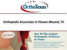 Orthopedic Associates Flower Mound TX Contact At 972 899 4679