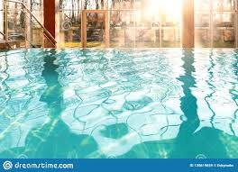 100 Infinity Swimming Empty Pool Stock Image Image Of Resting