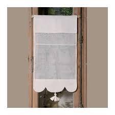 brise bises petit rideau largeurs au choix pour votre maison