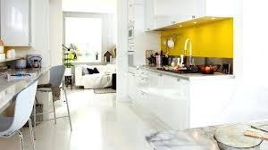 amenager une cuisine en longueur amenagement cuisine en longueur cuisine en longueur finest tout