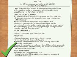 Front Desk Receptionist Resume Salon by Resume And Time Off Resume Languages Skills Professional