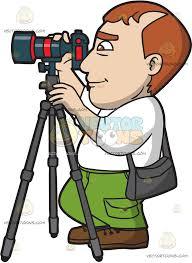 Add to cart · A Male grapher Using A Tripod To Take s