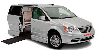 Conversion Van Brunswick Mobility ProfessionalsNew Wheelchair Vans